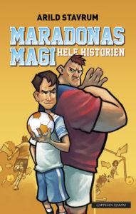 Omslag Maradonas magi