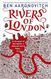 Omslag - Rivers of London